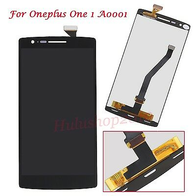 LCD Display Touch Screen Digitizer Assembly For OnePlus One 1+ A0001 Relacement