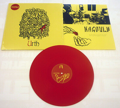 """Kagoule """"Urth"""" Red Vinyl - NEW Ltd to 300!"""