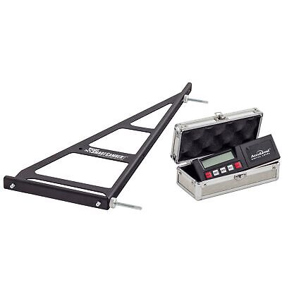 Demon Tweeks Smart Level Camber Frame WITH AccuLevel Pro Model Digital Gauge