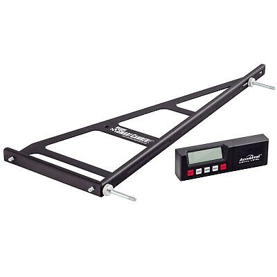 Demon Tweeks Smart Level Camber Frame WITH AccuLevel Digital Level Gauge