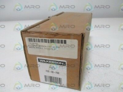 Wilkerson F30-08-F00 Filter *new In Box*