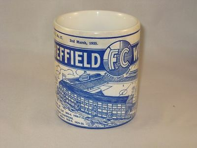 Sheffield Wednesday 1930s Vintage Great New Advertising MUG