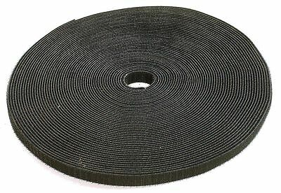 """2 Pack Lot - 3/4"""" Roll Hook and Loop Reusable Cable Ties Wraps & Straps 10M 30ft"""