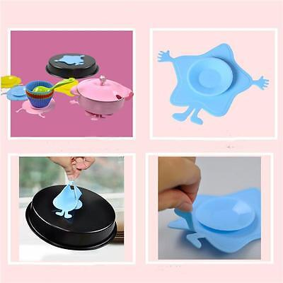 Silicone Children Baby Bowl Meal Mat Suction Non-slip Pad Tableware Sucker - LD