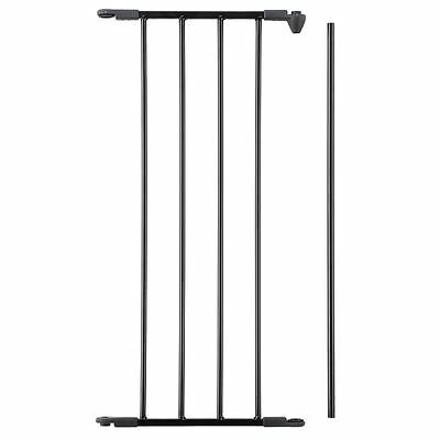 BabyDan Configure Safety Gate and Flex Baby Gate 33cm Extension - Black
