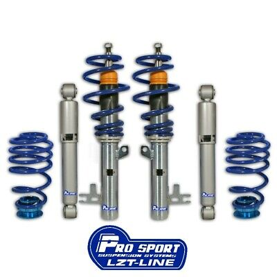 Prosport Coilover Suspension Kit Vauxhall Astra G MK4 All Inc Coupe Estate GSI