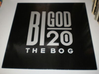 "Bigod 20 - The Bog - 1990 - Zot Ommog Records - 12"" - 45 Rpm - Zot 12"