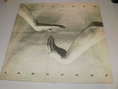 "23 Skidoo - Language - Rare 12 "" - Illuminated Records"