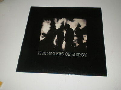 """The Sisters Of Mercy - More - 12"""" Made In Uk 1990 Wea Records - Ex++/vg++ - Goth"""