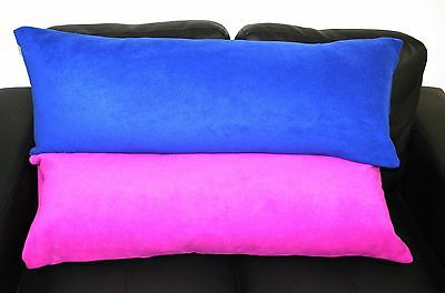 Junior Childrens Kids Body Pillow + Case 2 Piece Set 100 x 40 cm Pillow inc Post