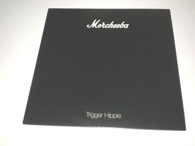 "MORCHEEBA - Trigger Hippie - 12"" MAXI SINGLE 4 TRACKS - China Records 1995 UK -"