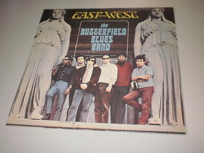 The Butterfield Blues Band - East West - Lp - Made In Uk - Edsel Records - Ed212