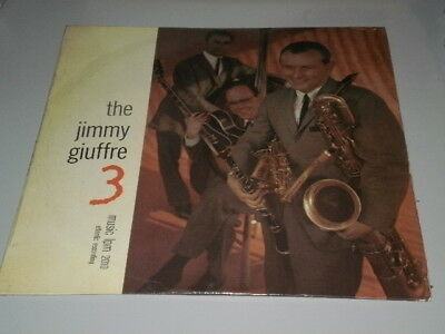 The Jimmy Giuffre' 3 - S/t - Music Records - Lpm 2010 -