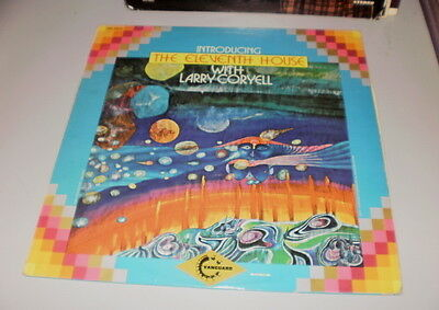 THE ELEVENTH HOUSE with LARRY CORYELL - INTRODUCING THE ELEVENTH HOUSE - LP 1974