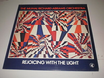 The Muhal Richard Abrams Orchestra - Rejoicing With The Light - Black Saint 1983