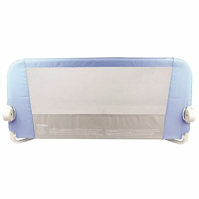 New Lindam Easy Fit Safety Toddler Bed Rail Blue - Baby Boy Folding Bed Guard