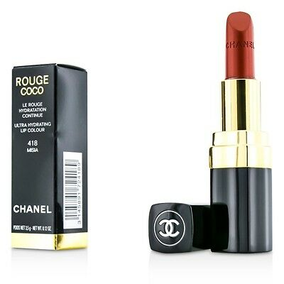 Chanel Rouge Coco Ultra Hydrating Lip Colour - # 418 Misia 3.5g Womens Make Up