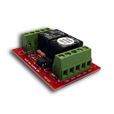 Low Trigger Voltage Relay Boards
