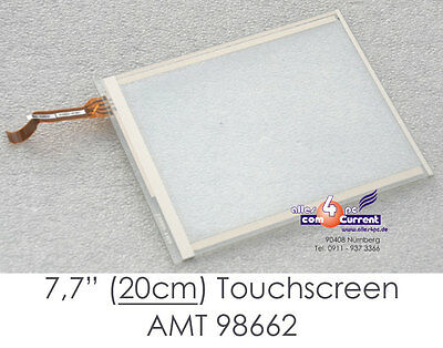 """20cm 7,7 """" 7 """" Touch Screen for Industry Amt 98662 Schurter 1071.0011 E5490216"""