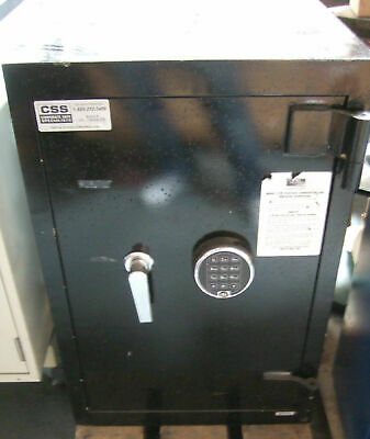 CSS Safe with Sargent & Greenleaf S&G Electronic Digital Lock