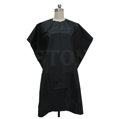 Adult Salon Hair Cut Hairdressing Barbers Hairdresser Cape Gown Waterproof Cloth