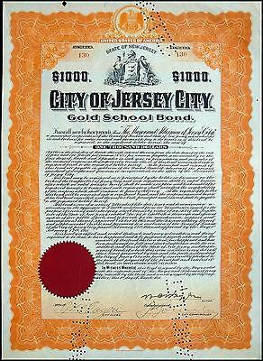 City of Jersey | Shares