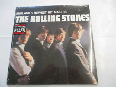 Rolling Stones - The Rolling Stones - Reissue Lp Vinyl New Sealed 2003 Abkco