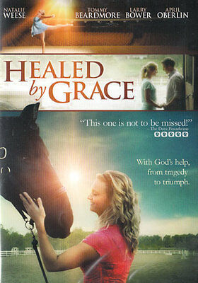 NEW Sealed Christian Family Widescreen DVD! Healed by Grace (Natalie Weese)