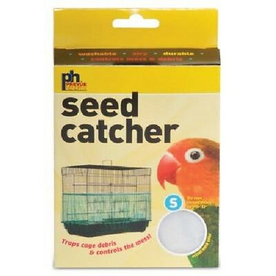 Prevue Seed Guard Skirt Mesh You Pick The Color Size For Bird Cage Free Ship Usa