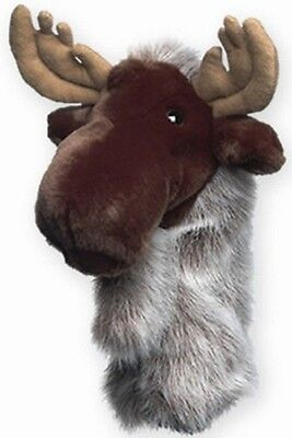 Daphnes Moose Hybrid Golf Headcover