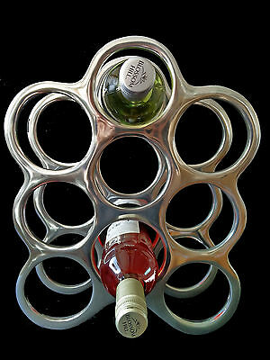 9 Bottle Wine Rack - ACWR-17