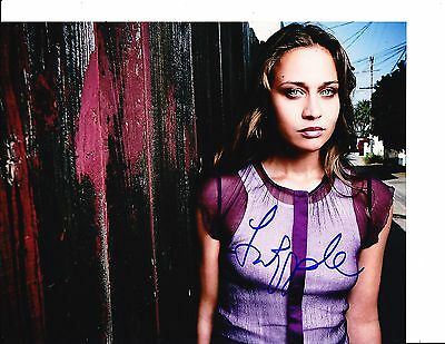 Fiona Apple Signed By The Fence 8X10