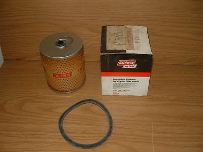 57 58 59 60 61 62 Chevy Truck 235 Oil Filter Cartridge (With AC SC-353 Filter)