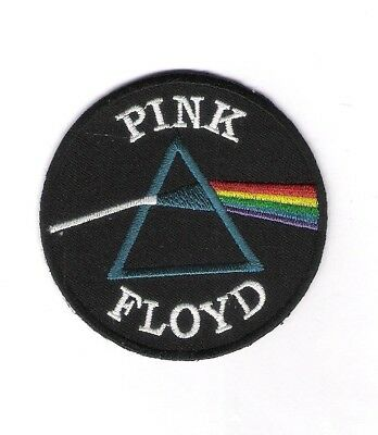 patch embroidered / écusson thermocollant Pink Floyd The Dark Side Of The Moon