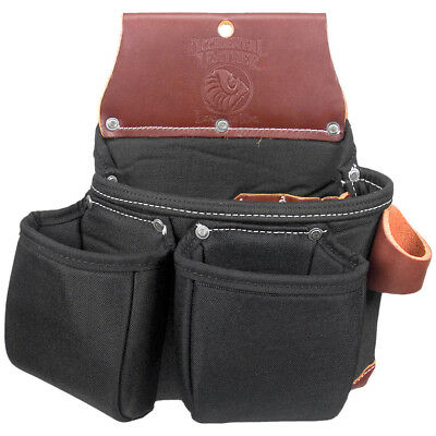 Occidental Leather B8017DB OxyLights 3 Pouch Tool Holder Organizer Bag