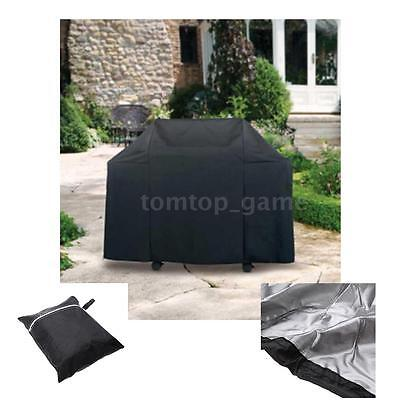 BBQ Cover Imperméable Outdoor Jardin Housses Protection Pour Barbecue Grill 21ED
