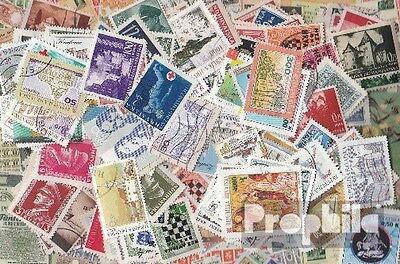 Croatia 200 different stamps