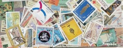 Croatia 50 different stamps
