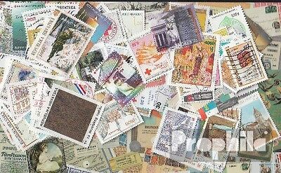 Croatia 100 different stamps  ab 1991