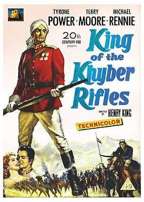King of the Khyber Rifles (1953) [New DVD]