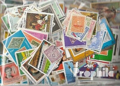 Paraguay 1.000 different stamps