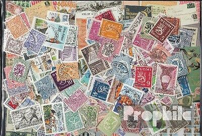 Finland 200 different stamps