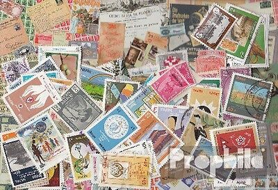 Nepal 100 different stamps