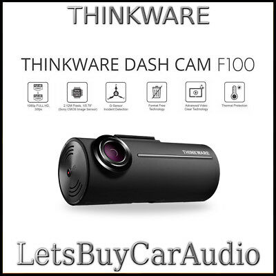 Thinkware F750 Ces 2015 Award Winning Front Only Dashcam Full Hd 1080P, 16Gb