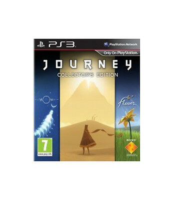 Journey Collectors Edition (PS3) [NEW GAME]