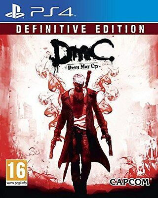 Devil May Cry: Definitive Edition (PlayStation 4)