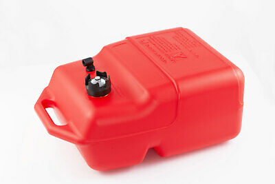 25 Litre ★ OUTBOARD FUEL TANK with GAUGE ★ Boat Marine Petrol Portable 25 LT NEW