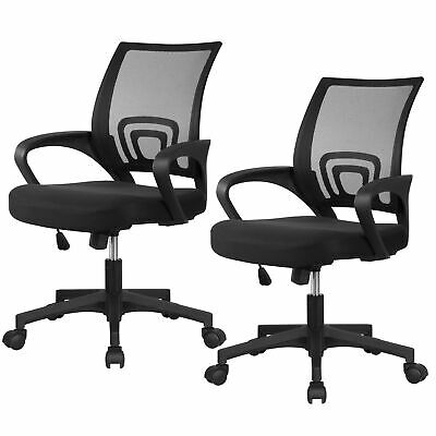 Adjustable Swivel Executive Ergonomic Task Computer Mesh Office Chair High Back