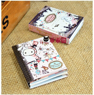 zx Cute Sticker Post It Bookmark Notepad Marker Memo Flags Sticky Notes Book 1PC