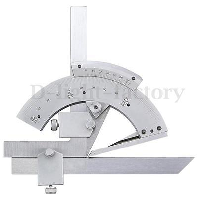 NEW 0-320° Precision Angle Measuring Finder Scales Protractor Bevel Measure Tool